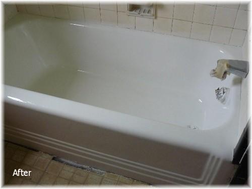 Tubafter Designer Tub Tile - Designer tub and tile